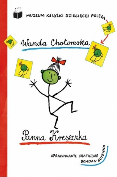 Panna Kreseczka Book Cover