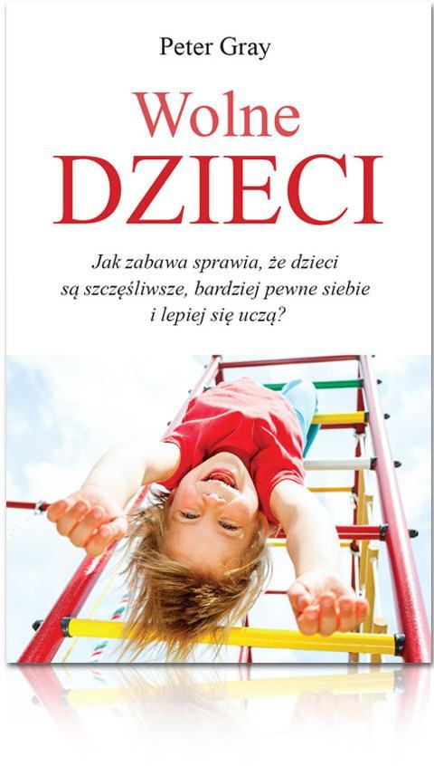 Wolne dzieci Book Cover