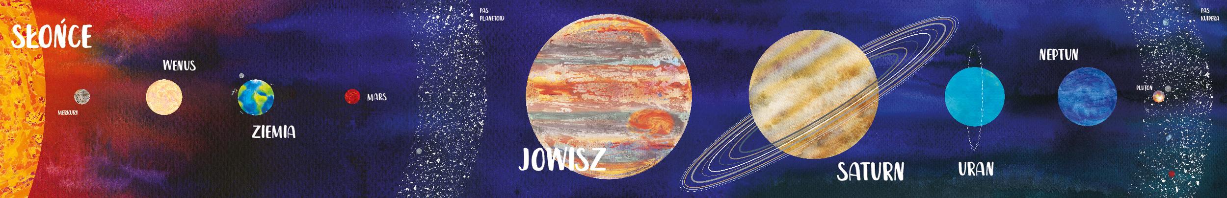 Kosmiczne puzzle - Ilustracja
