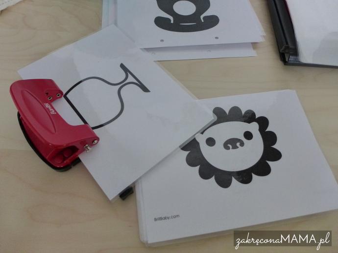czarno-biale-obrazki-dla dzieci-dziurkowanie