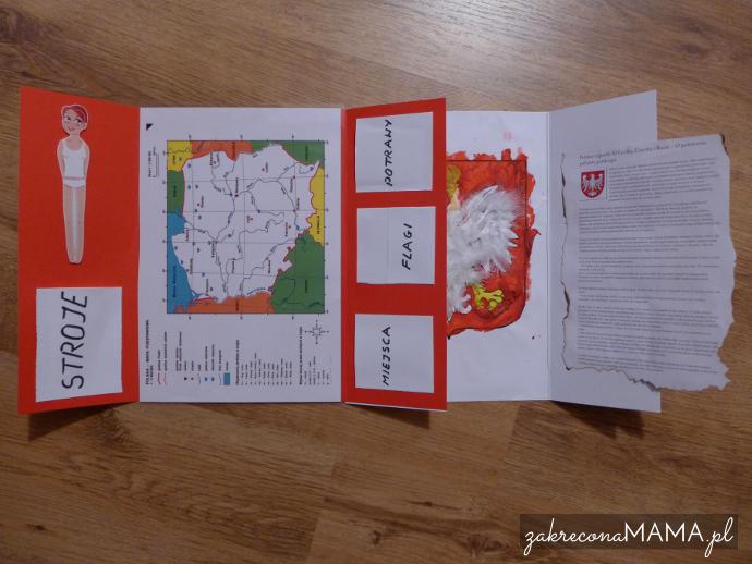 Lapbook Polska - cały