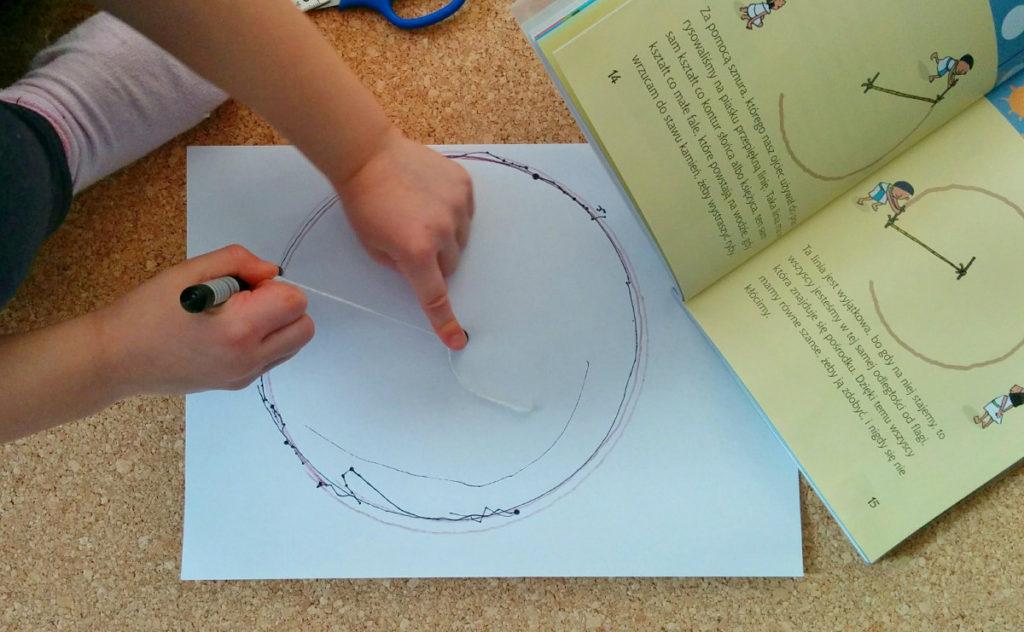 Geometria faraona okrąg