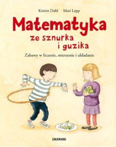 """Matematyka ze sznurka i guzika"" Kristian Dahl i Mati Lepp"