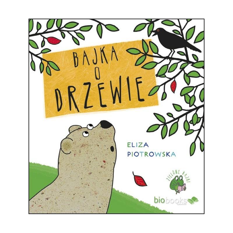 Bajka o drzewie Book Cover