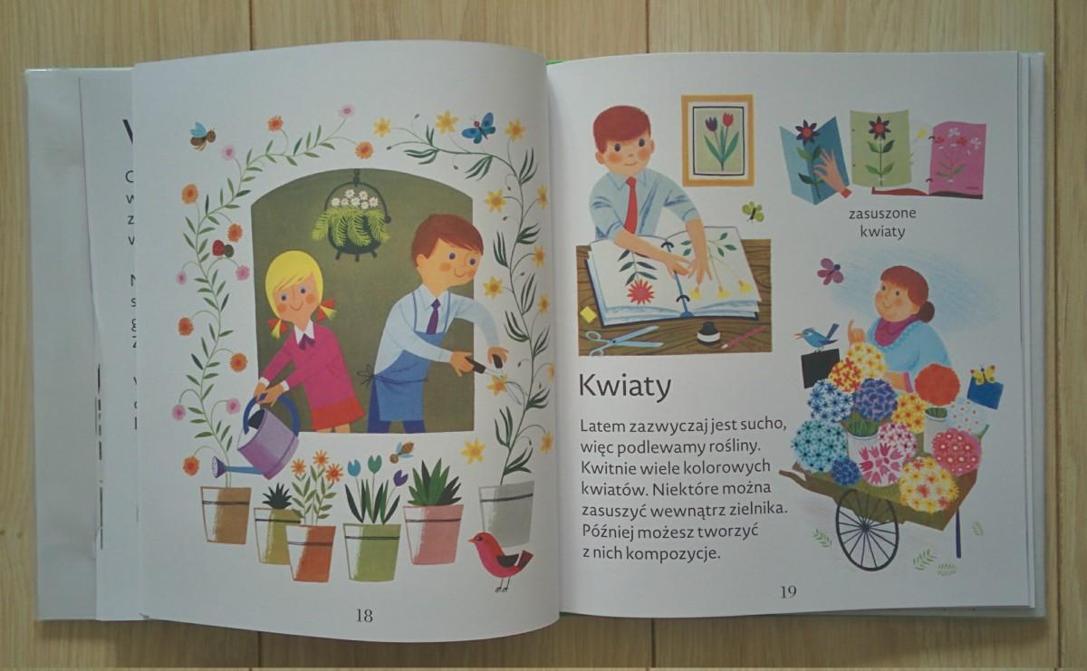 Cztery Pory Roku Książki Dla Dzieci I Materiały Do