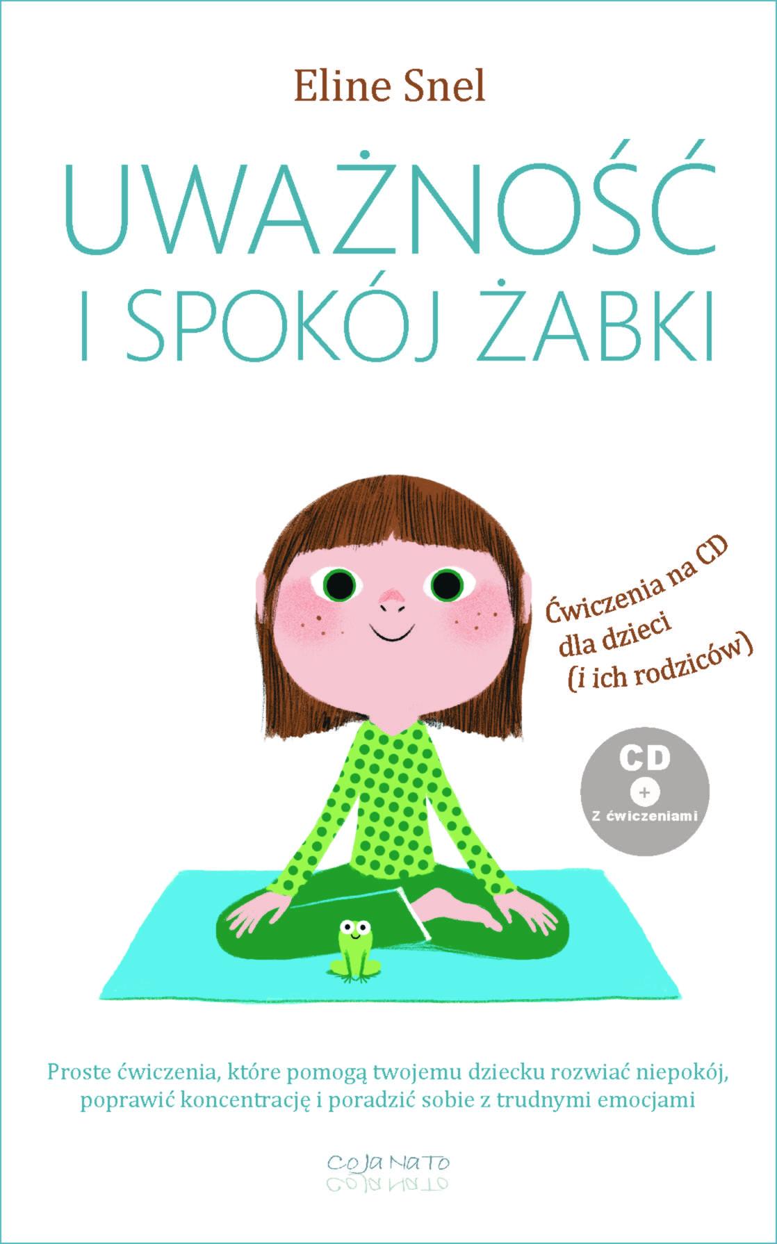 Uważność i spokój żabki Book Cover
