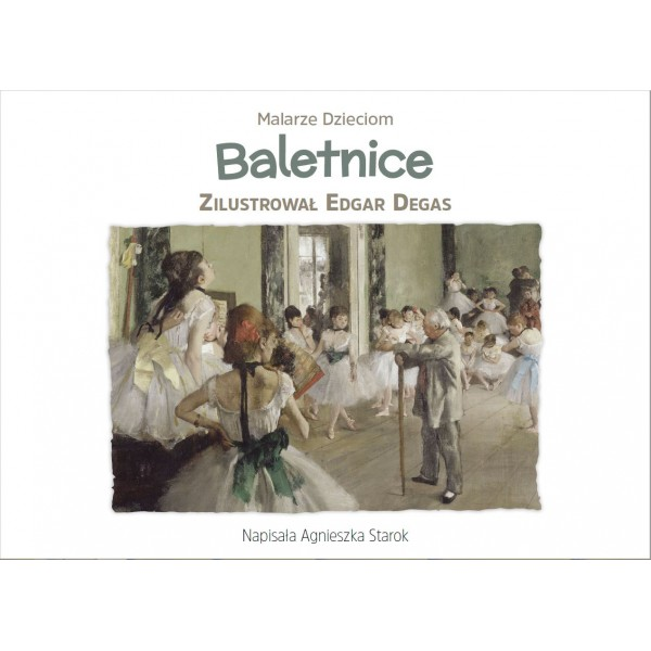 Baletnice Book Cover