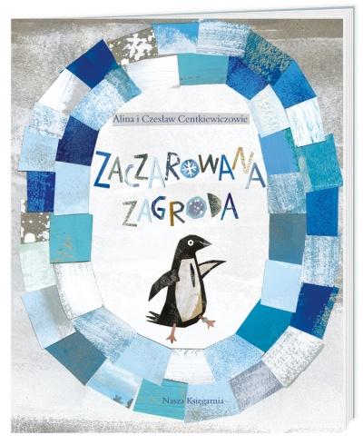Zaczarowana zagroda Book Cover